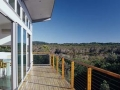 New Beach House, Suffolk Park, Byron Bay with deck overlooking wetlands