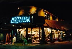 byron liquor