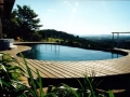 Pool at The Summerhouse, Coopers Shoot, Byron Bay